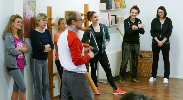 Selbstverteidigung für Frauen in Rastatt